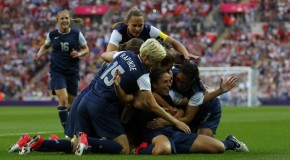Sweet revenge: Carli Lloyd leads U.S. women past Japan to win Olympic soccer gold and defend title