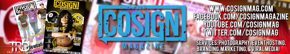 COSIGN MAGAZINE