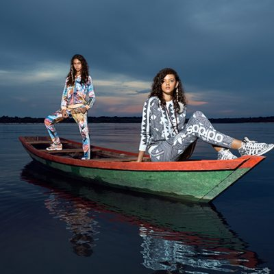 "41ed1c9f0d0 COSIGN Fashion: The Farm Company x adidas Originals WMNS 2015 Spring/Summer  ""Drop One"" Collection"
