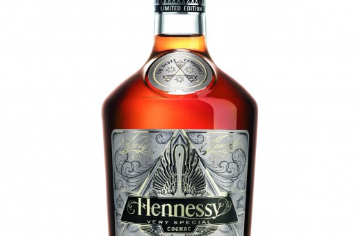 Hennessy V.S. Limited Edition: New Bottle, Same 'Yak | @HennessyUS